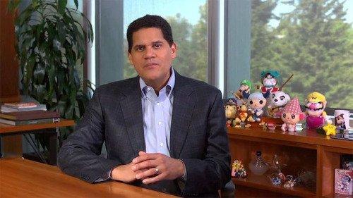 Happy 56th Birthday to Nintendo President Reggie Fils-Aime! - %