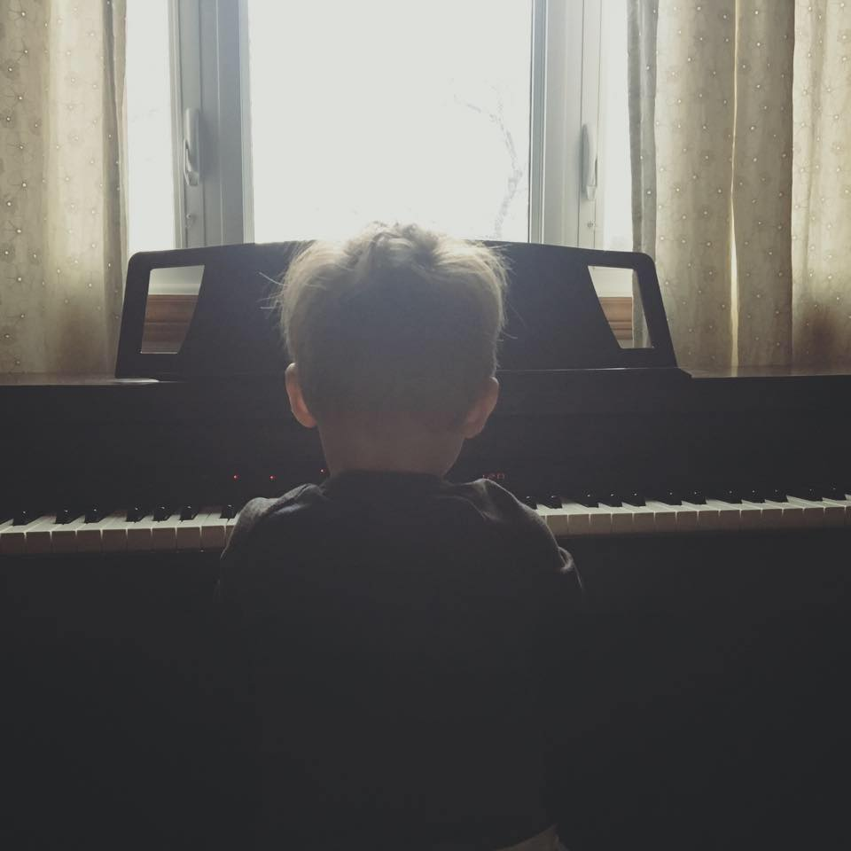 Jack. #beginnings #piano #dreams<br>http://pic.twitter.com/FRmQV3UsHM