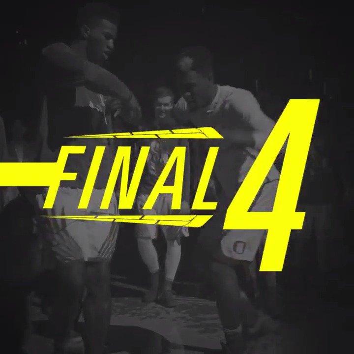 We're dancing to the Final 4. @OregonMBB 74, Kansas 60. Always us. #Go...