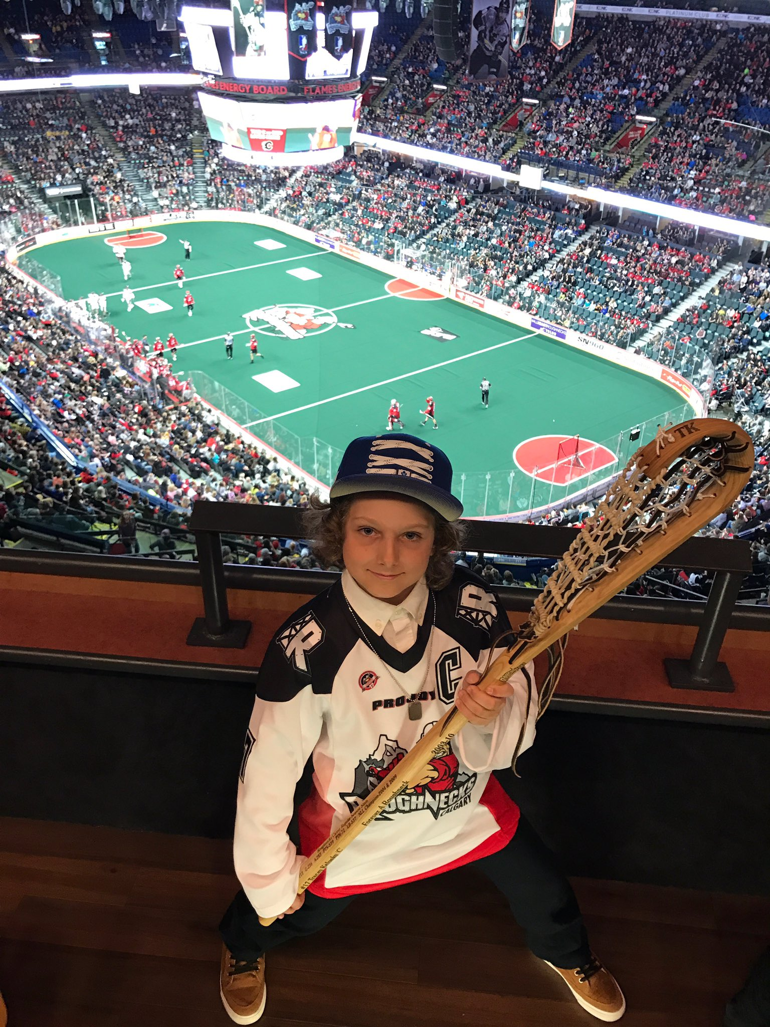 .@Traceykelusky17's son Keller with his stick! #ForeverTK https://t.co/jT4UT6DmI4