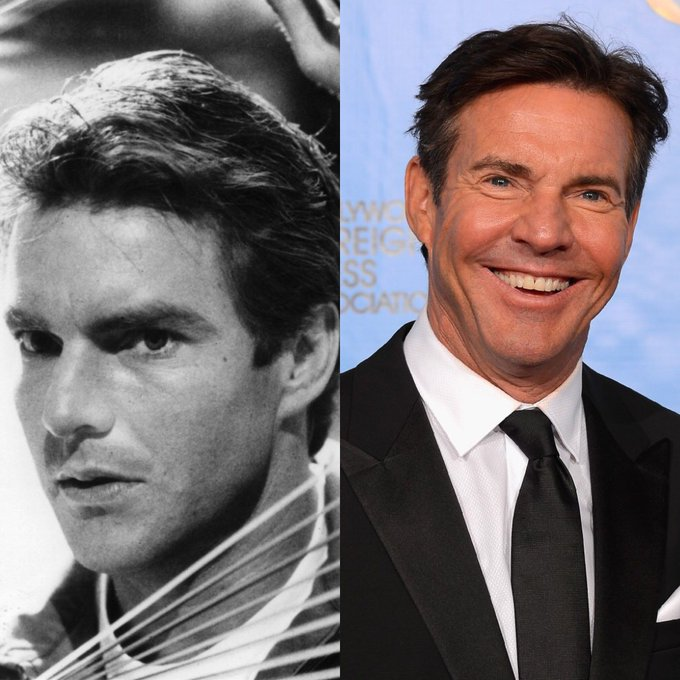 Happy 63rd birthday to Dennis Quaid! What\s been your favorite performance of his over the years?