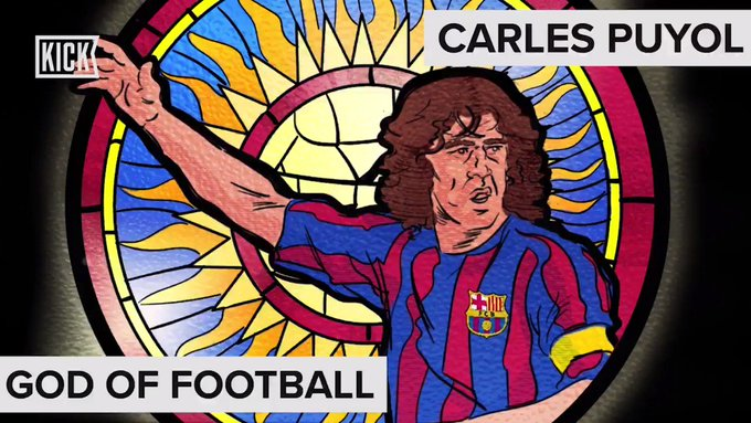 Happy Birthday to a true legend of the game, Carles Puyol!