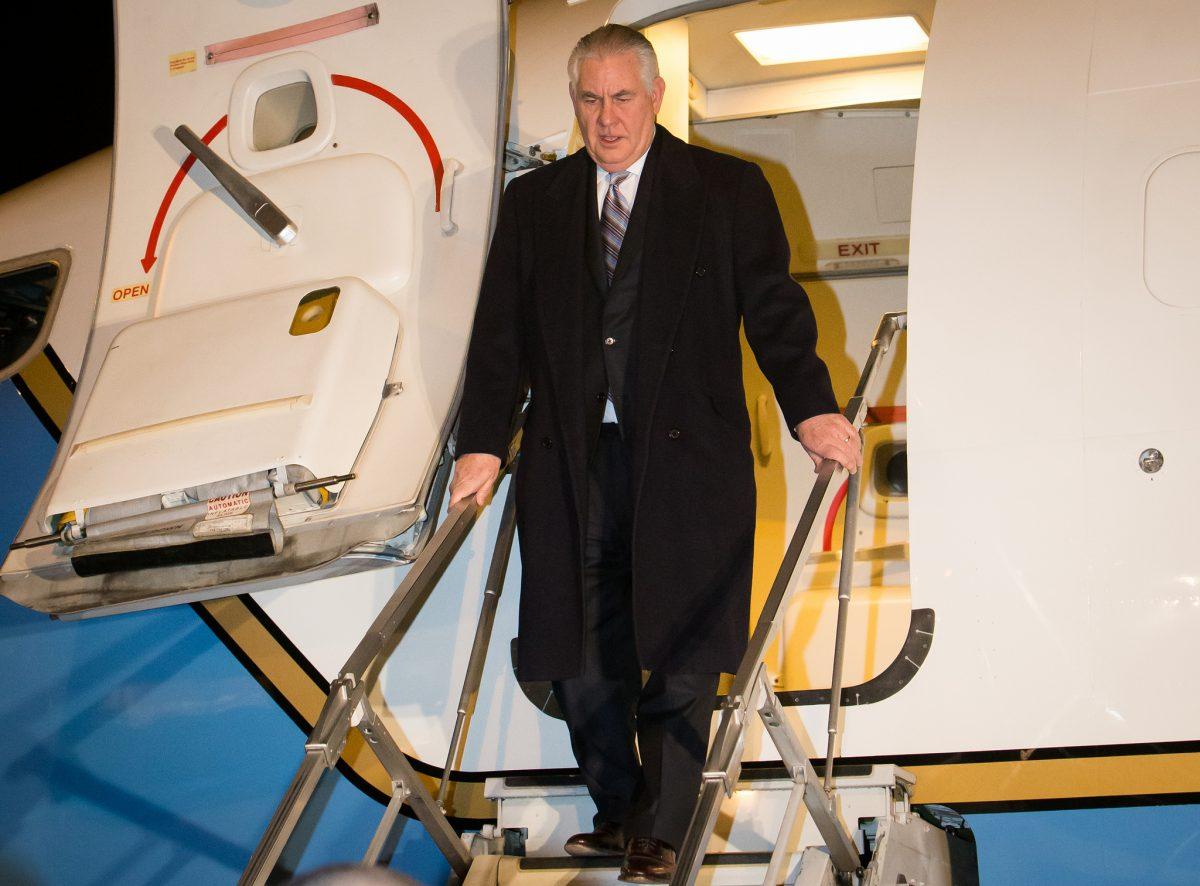 Тиллерсон едет в Москву с доказательствами причастности России к преступлениям режима Асада, - The Sunday Times - Цензор.НЕТ 4186