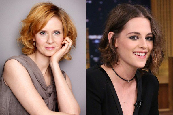 April 9: Happy Birthday Cynthia Nixon and Kristen Stewart