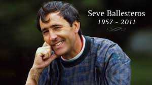 HAPPY BIRTHDAY   Seve Ballesteros 4/9/1957 - 5/7/2011