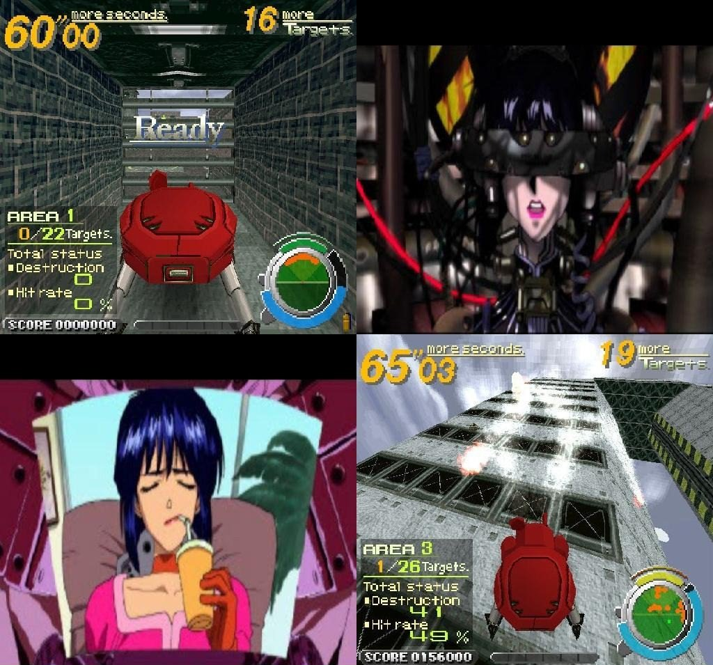 Megatron S Fury On Twitter Game Of The Day Name Ghost In The Shell Developer Exact Production I G Format Ps1 Released 1997 Playstation Retrogaming Manga Https T Co O9ywiekzsx