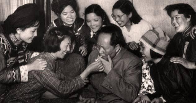 Sluts Mao