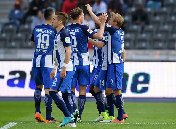 Video: Hertha BSC vs Augsburg