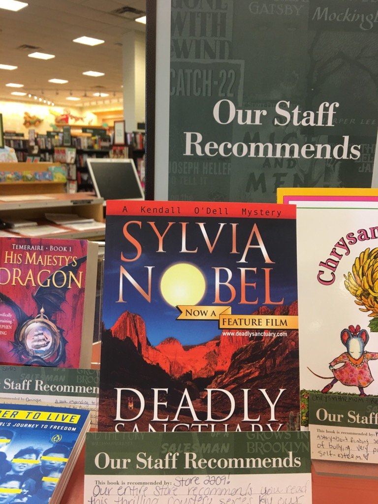 Sylvia Nobel On Twitter Deadly Sanctuary Is The Staff