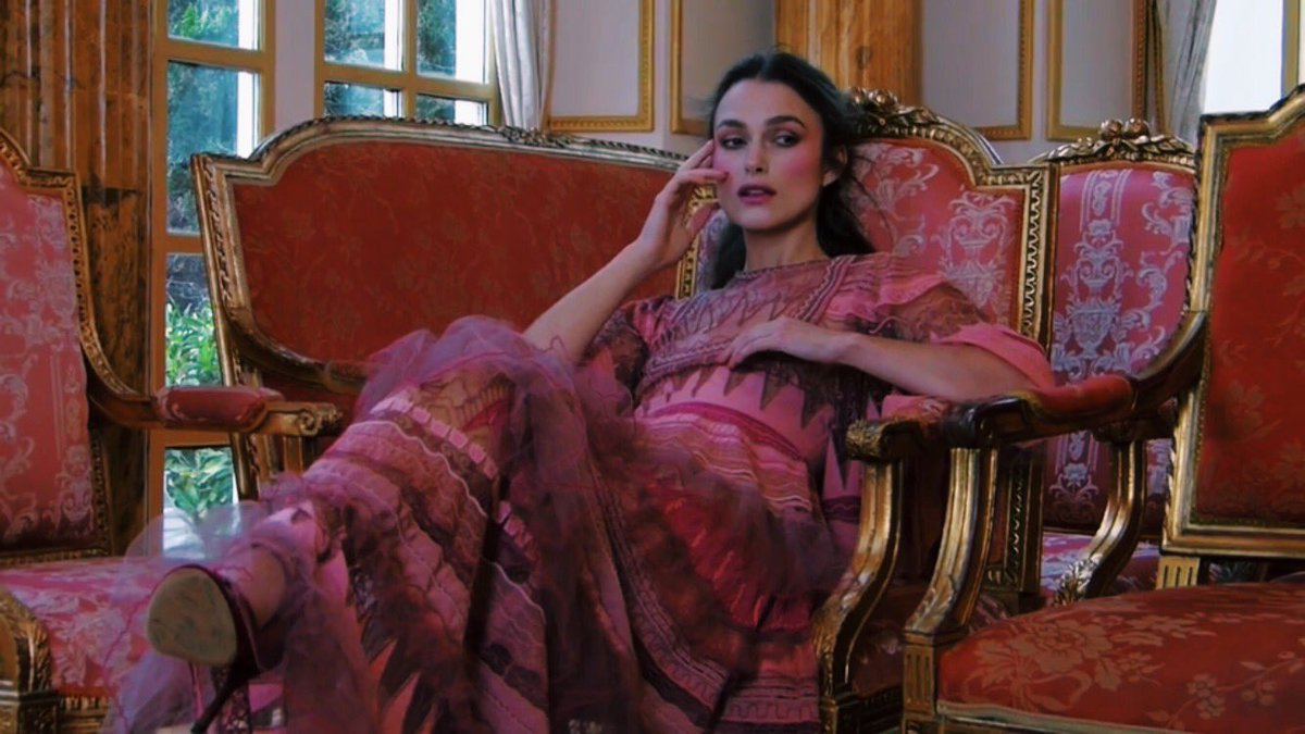images Keira knightley vogue italy april 2019