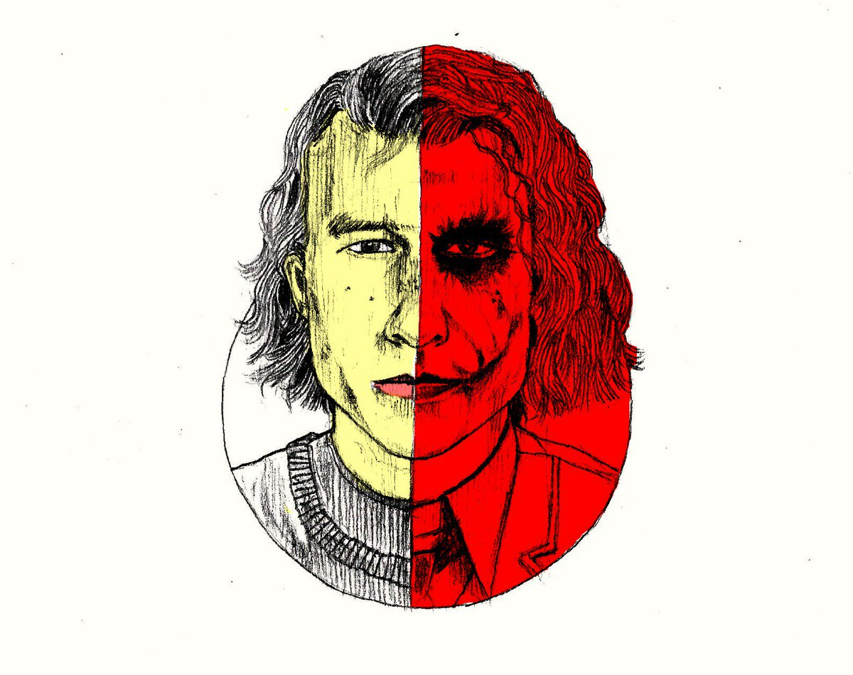 This week would have marked Heath Ledger's 34th birthday. shar.es/1QwmeE by Gino De La Paz