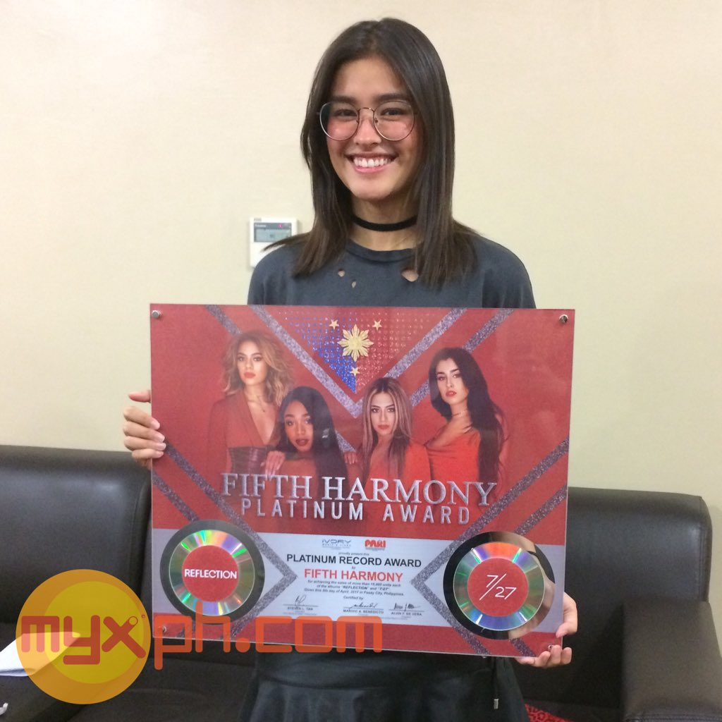 Myx Philippines On Twitter Look Lizasoberano Gushes About