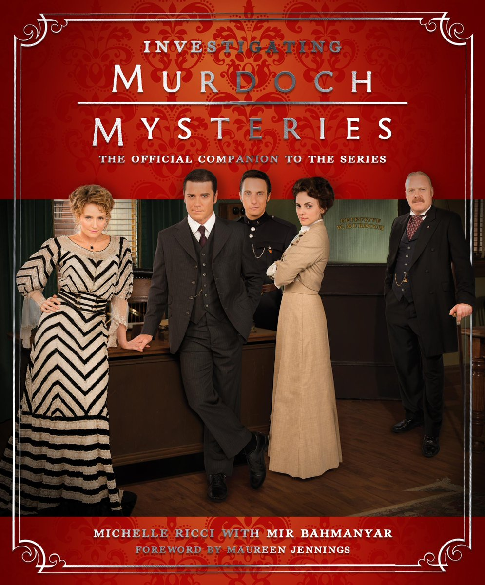 Escape Room Murdoch Mysteries