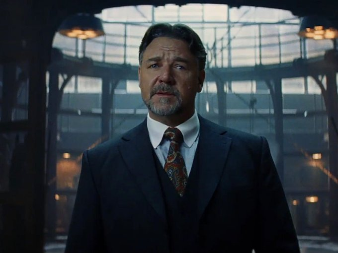 Happy 53rd birthday, Russell Crowe.  Your favorite RC movie?  IMO, is still the GOAT.
