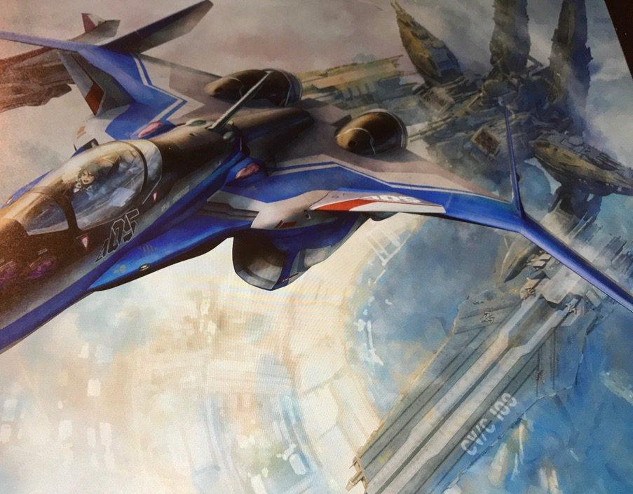 ハセガワさんのVF-31ハヤテ機。6月下旬発売だそうです。こちらもよろしくお願いします。 https://t.co/hqrFYCnUWG