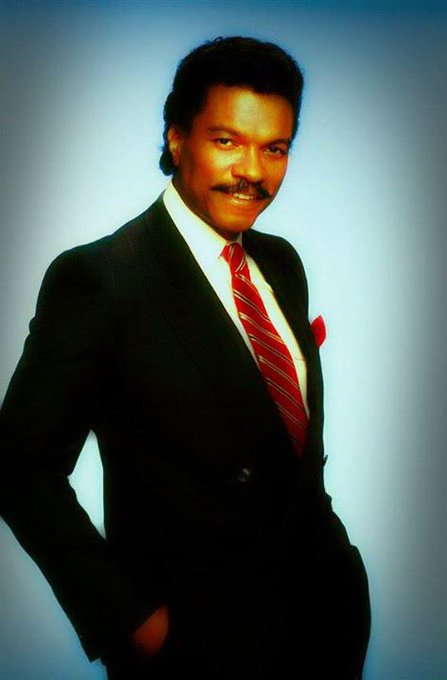 HAPPY BIRTHDAY  William December Billy Dee Williams, Jr.   April 6, 1937 is an American actor, artist, singer.