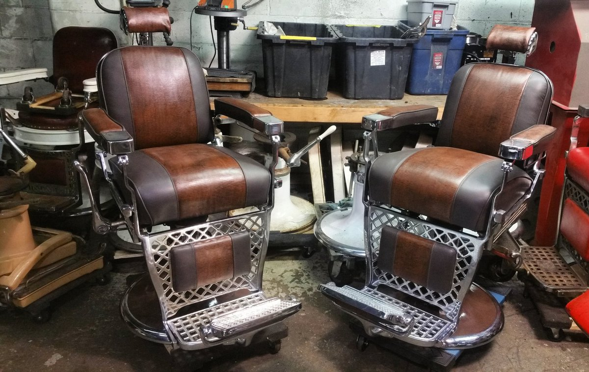 0 replies 0 retweets 0 likes - Custom Barber Chair (@CBCrestoration) Twitter
