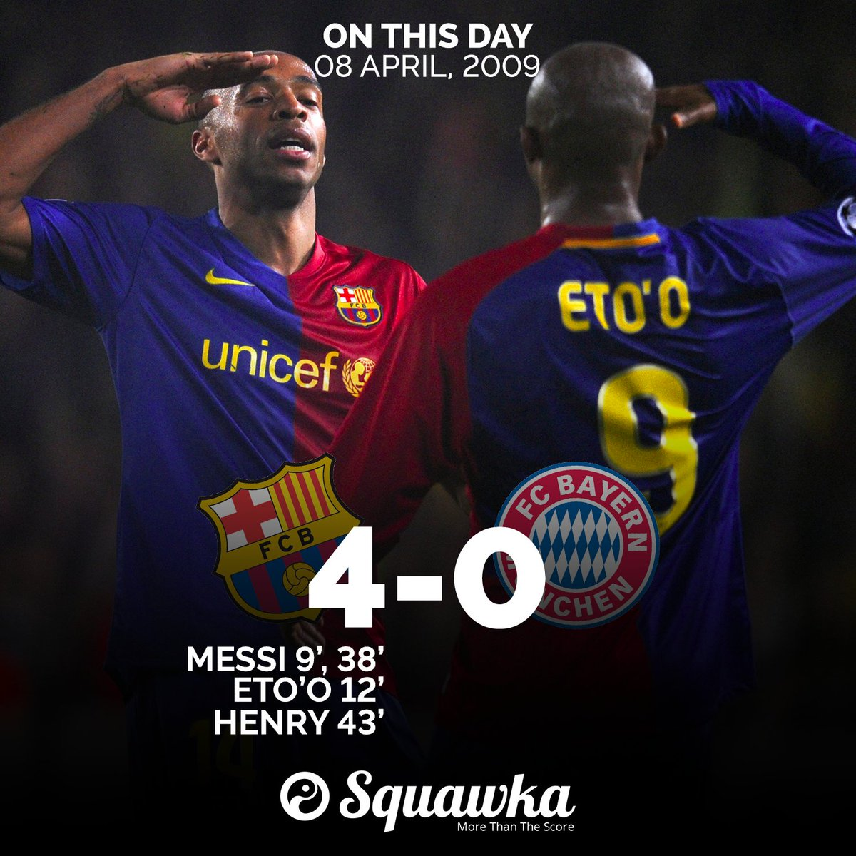 43 Henry Squawka Football On Twitter On This Day In 2009 Barcelona