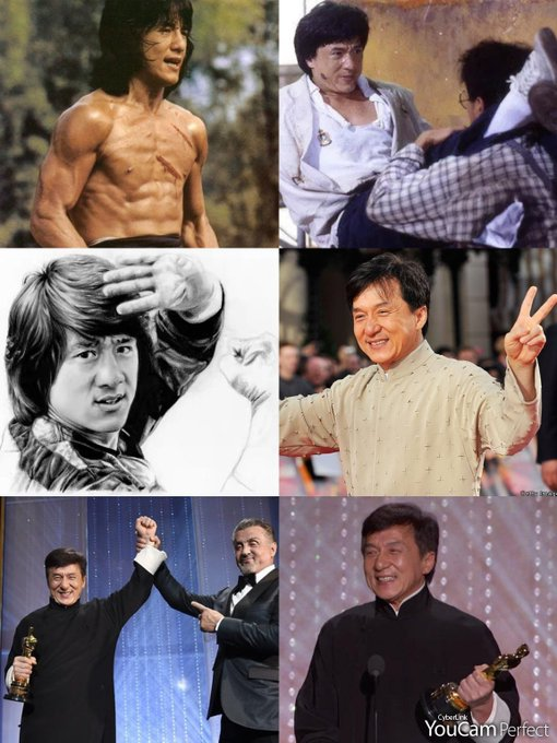 HAPPY BIRTHDAY JACKIE CHAN U R THE PERSOn THAT U WORKING AS ACTOR,PRODUCER,MARTIAL ARTIST, FILM DIRECTOR. UR AGE 63