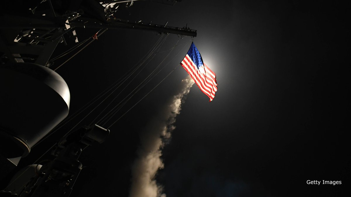 US could destroy Assad air power 'in one night,' says former vice chief of staff of the US Army General Jack Keane https://t.co/xUntS5cUYm