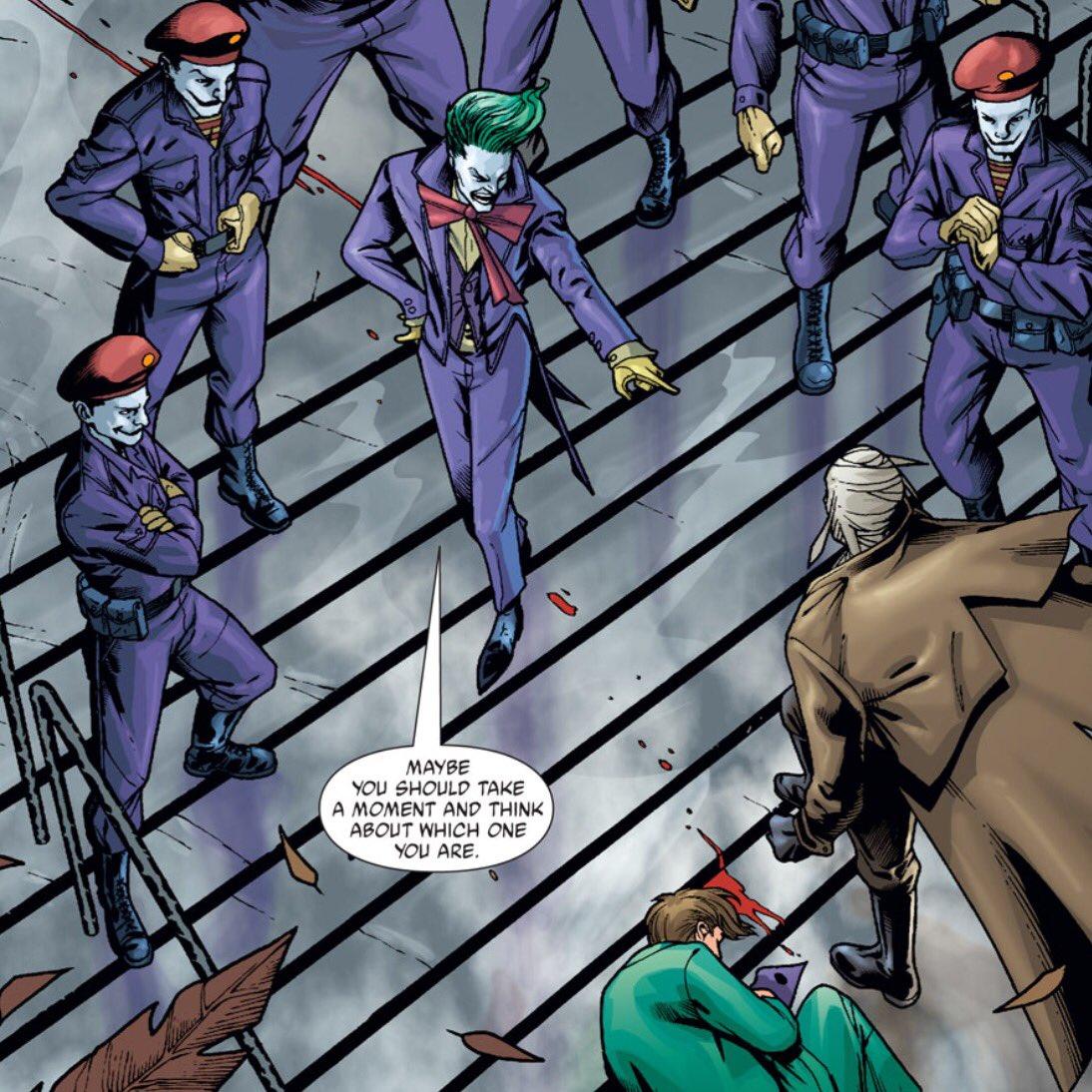Best Of Batman On Twitter Batman Hush Returns The Joker And Hush Battle For Gotham City Kinda Boring