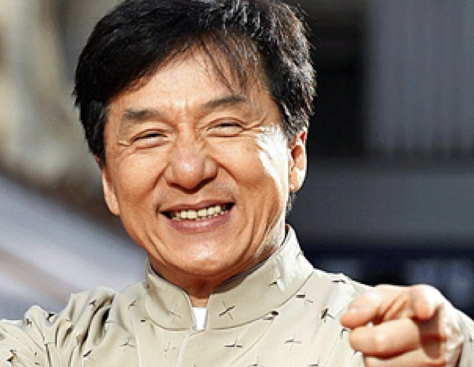Jackie Chan is happy the Slackers remembered his birthday. Happy Birthday, Jackie Chan! True legend.