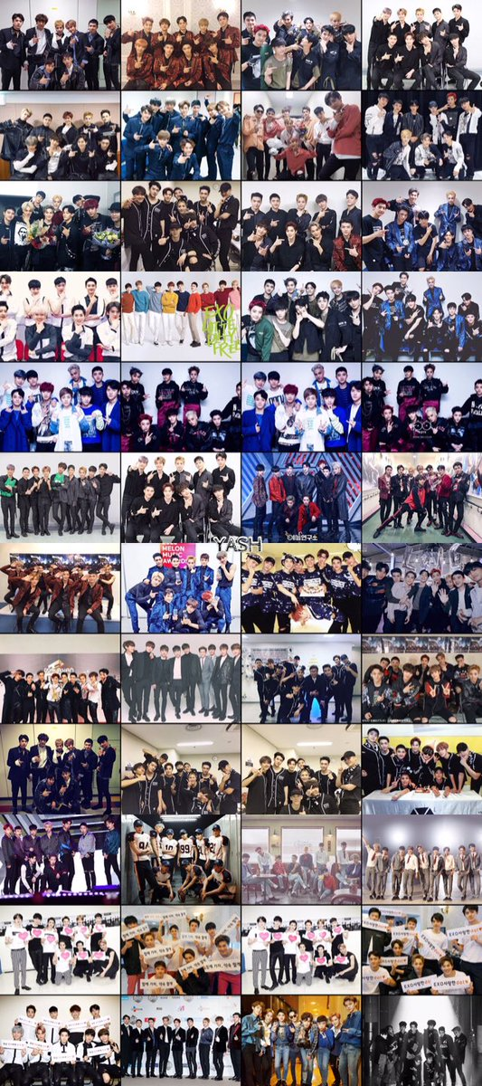 &quot;@imjonginswife: Thank you for the 5 wonderful years, and more precious years to come.  #5YearsWithEXO  #엑소5래도록 <br>http://pic.twitter.com/8sk3JBJ6nJ&quot;
