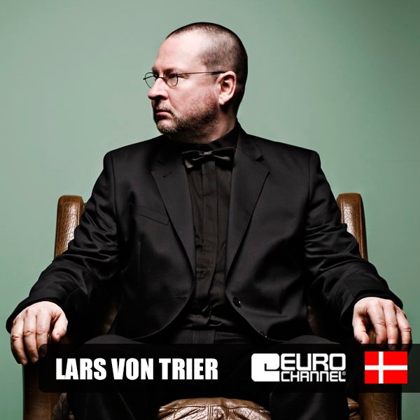 Join us to wish a very happy birthday to the provocative Danish filmmaker Lars Von Trier.