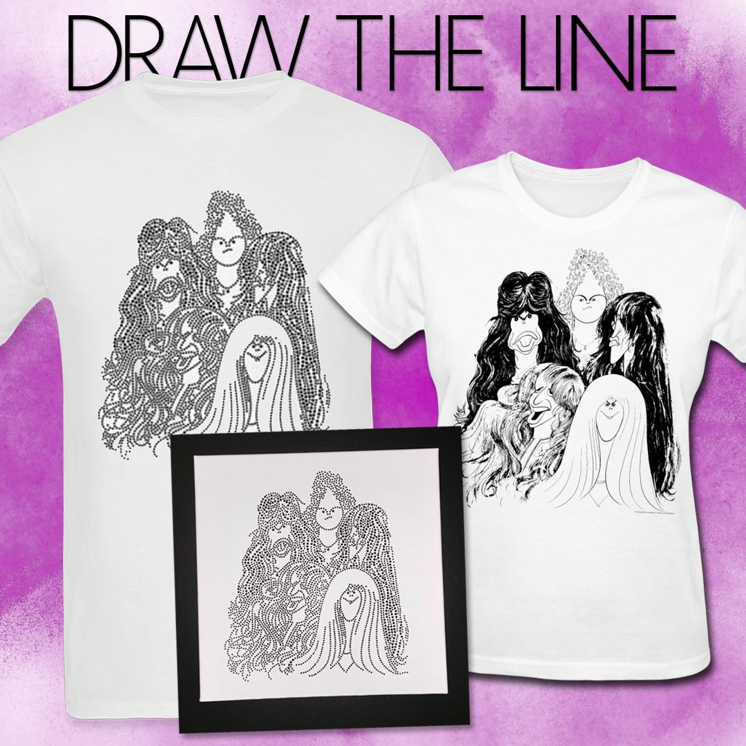 Aerosmith On Twitter Did You Know That Draw The Line Was Recorded