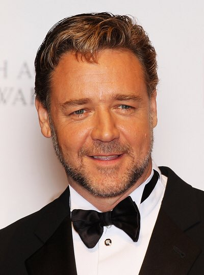 Happy 53rd Birthday to Russell Crowe!