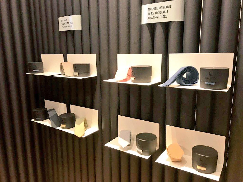 #HaveAGoodTie, la cravatta dallo stile moderno, vi aspetta fino a domenica nel temporary store di via Palermo 18 #MilanDesignWeek2017 https://t.co/R2GWaKZA2R