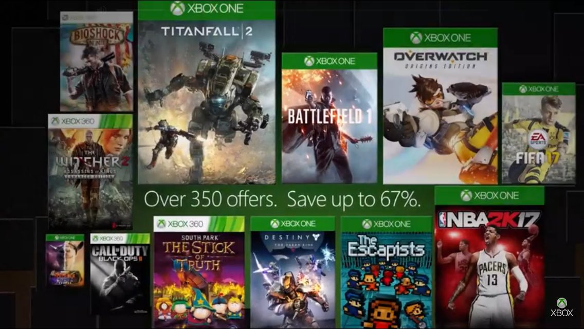 All New Xbox Games : Charlieintel on twitter quot xbox released a new video
