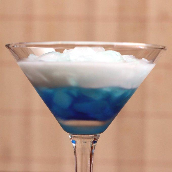 Blue Russian drink recipe