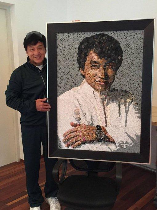 Happy Birthday! Jackie Chan,   April 7, 1954