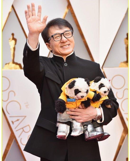 Happy Birthday to Jackie Chan!