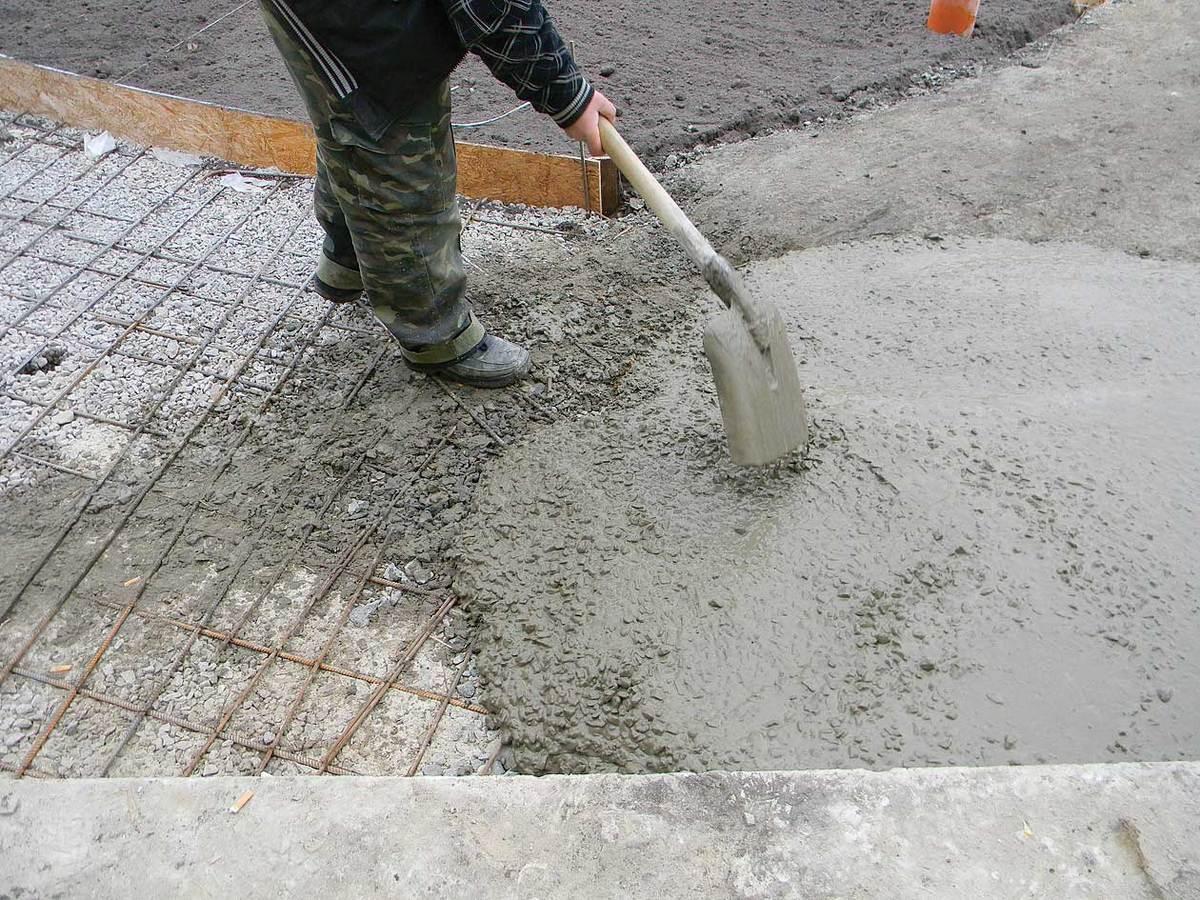 правильный бетон