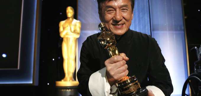 Happy birthday to the legend of arts martials and my idol Jackie Chan