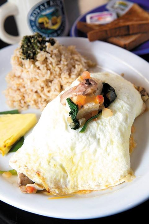 "Join us from 7-10:30 am. TUESDAY for our @BlueZones BREAKFAST: ""EGG-WHITE TOFU OMELETTE"" at @BigCityDiner at @KaimukiYMCA @Pearlridge @WindwardMall or @BeFitKailua   #HealthyEating #EggWhites #Omelete #Hawaii #FitDiet #OnoGrindz"