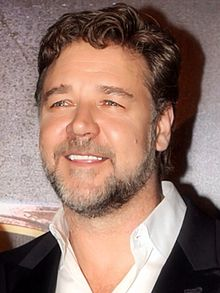 Happy birthday dear Russell Crowe, happy 53rd birthday to you!