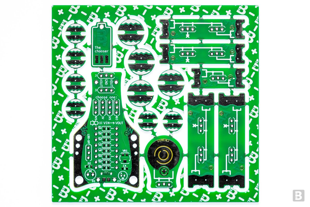 'Juice', #BoldportClub's next project. Join us by Sunday to get it!