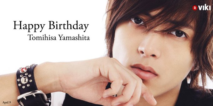Happy birthday Yamapi! What\s your favorite from