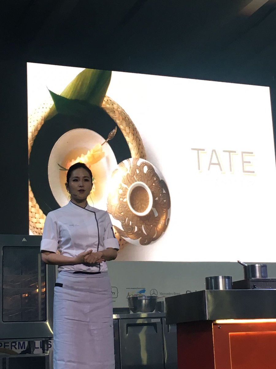Madrid Fusion On Twitter THANKING THE LIFE OF FOOD VICKY LAU Tate Dining Room Bar Hong Kong MadridFusionManila Tco 72IcBtJsvN