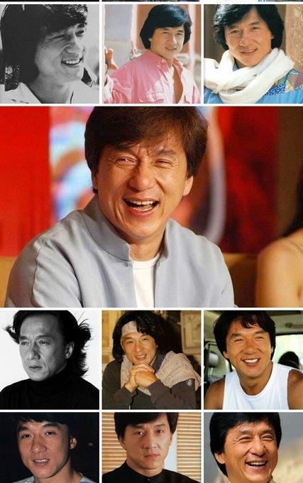 Happy Birthday To u my dear Jackie Chan
