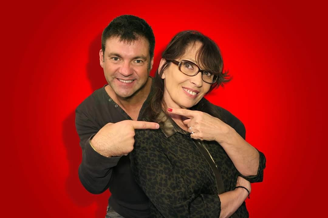 Chantal Lauby..Arlette, machine spatio temporelle @ThierryGali @Hello_Maestro @MARGOTPRINCESSE @ChantalLauby #21avril #lesmondesfantastiques<br>http://pic.twitter.com/1Zd2cmKi6X