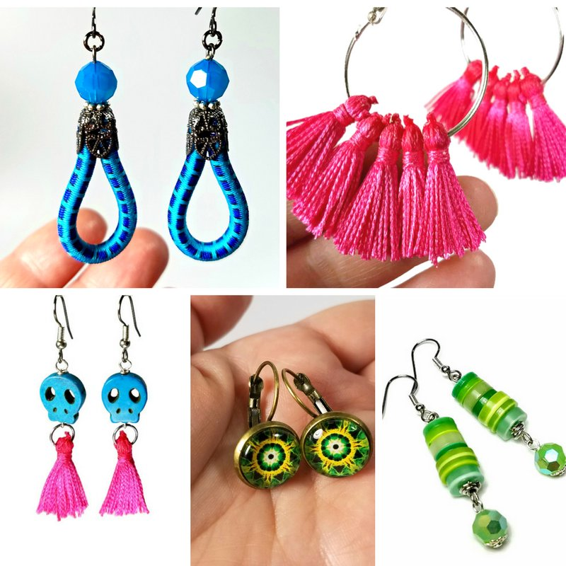 Like colorful creative jewelry?  https://t.co/hjsQCtTRcW Come visit me on #facebook #upcycled #etsy https://t.co/BxPOsZvkiQ