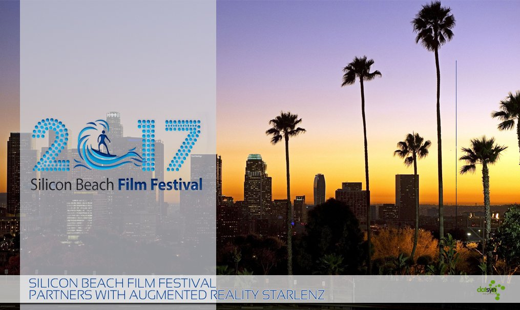 SILICON BEACH FILM FESTIVAL PARTNERS WITH AUGMENTED REALITY STARLENZ https://t.co/2gTMmWbqps https://t.co/atn3JQGUWW