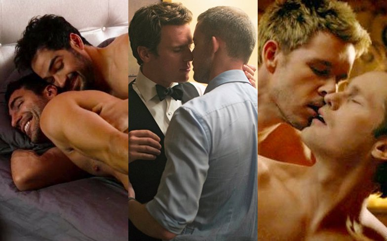 Hot Gay Sex Scenes