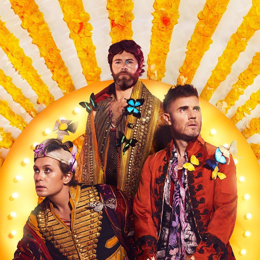 Enjoy  an Evening with @takethat and join them in 'Wonderland' tonight on @ITV at 8.30pm #MadeAtElstree https://t.co/Bg2oOxRFJL