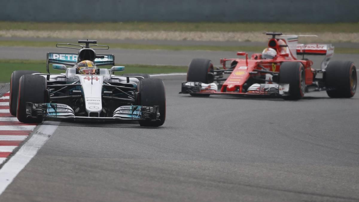 Vedere GP CINA 2017 Streaming F1 Rojadirecta Gratis: PARTENZA GARA in Diretta TV Oggi