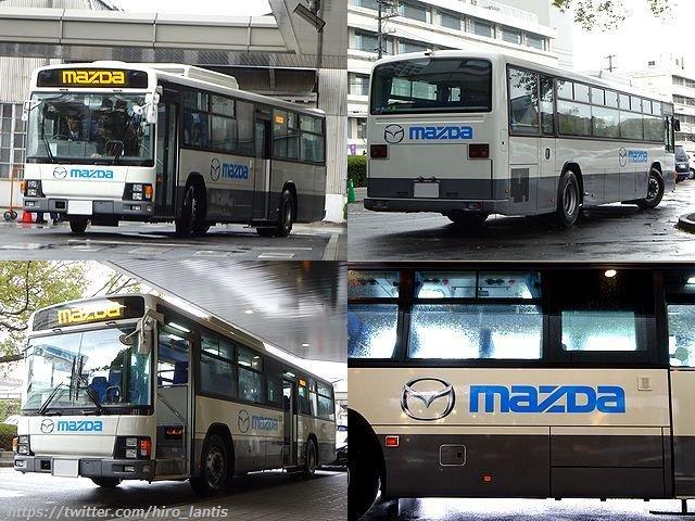 マツダ・エルガ #Mazda https://t.co/ymPgLOf6Ta